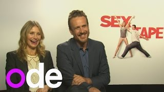 Funny Sex Tape interview: Cameron Diaz and Jason Segel talk iCloud hacking