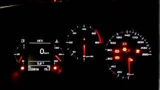 Seat Leon 1P zmiana zegarów na poliftowe
