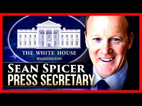 MUST WATCH Donald Trump Press Secretary Sean Spicer Press Briefing Conference 4 27 17 TRUMP LIVE
