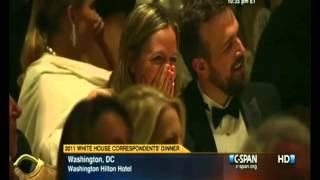 Seth Meyers Destroys Donald Trump @ White House Correspondents Dinner 16 11 2015