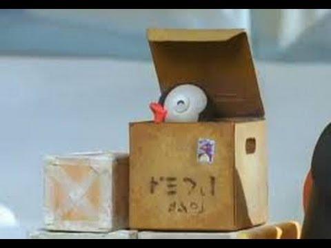Pingu Episode in English Pinga in a Box