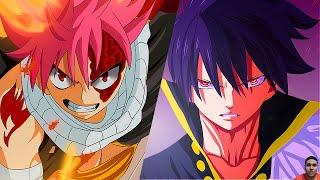 Natsu vs Zeref Final Fight Prediction  フェアリーテイル