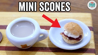 MINI ENGLISH SCONES