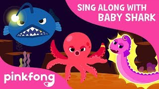 Naughty Ocean Friends | Sing Along with Baby Shark | Pinkfong Songs for Children