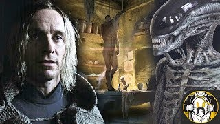Alien Covenant: David Finds Engineers Created Xenomorph Deleted Scene - Explained