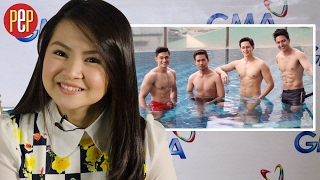 Barbie Forteza's conditions for doing kissing scene with one of the boys of Meant To Be