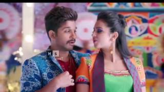 Sarainodu Title song Full Video Song | Sarrainodu | Allu Arjun, Rakul Preet - Movie streeT