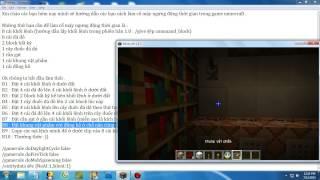 Minecraft : Hướng dẫn làm cổ máy ngưng động thời gian