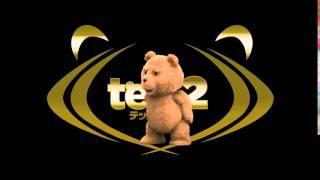 映画『テッド2』×「ライザップ」コラボ動画