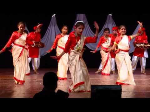 incredible india theme folk  dance medley,