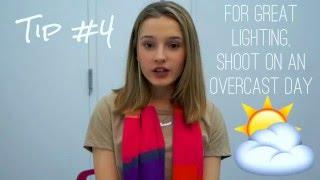 Photo Tips From Wilhelmina Teen Model