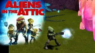 Aliens in the Attic ... (PS2)