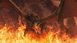 The Elder Scrolls Online: ESO Logs & Key Art Creation
