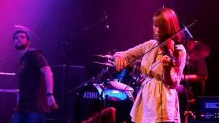 Flobots - Handlebars (Live ABC Glasgow)