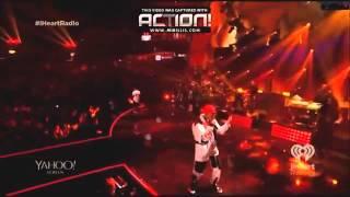 Chris Brown & Usher Perform