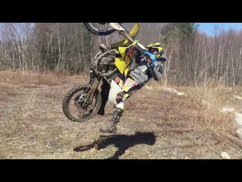 Amazing Motocross & Dirtbike Fails, Crashes,