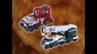 Tomica Hero Rescue Fire ToyCM Dec
