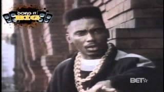 Big Daddy Kane   Aint No Half Steppin Music Video5