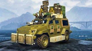 WORLD'S STRONGEST ZOMBIE APOCALYPSE VEHICLE! (GTA 5 Mods)