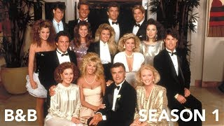 The Bold And The Beautiful - Episode 76 (July 6th, 1987)