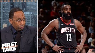 Stephen A. says Rockets' opening-night loss was 'just awful' | First Take