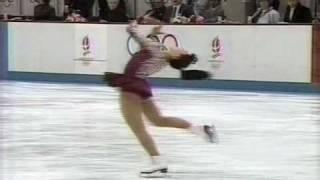 Midori Ito (JPN) - 1992 Albertville, Ladies