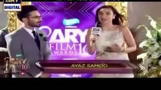 ARY Film Awards 2016 All Stars Orange Carpet on ARY Digital