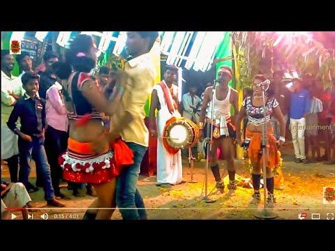 Xxx Mp4 Festival Celebration Comedy Dancing Karakattam Video Tamil Nadu Jan 2018 HD1080p 3gp Sex