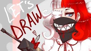 Let's Draw: Guro Loli