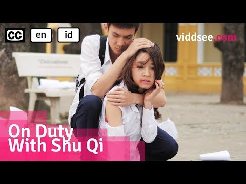 On Duty With Shu Qi - A Bittersweet Journey Of Self-Discovery & Puppy Love // Viddsee.com