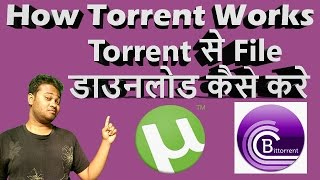 How To Download Files From Torrent? Movies, Games Free
