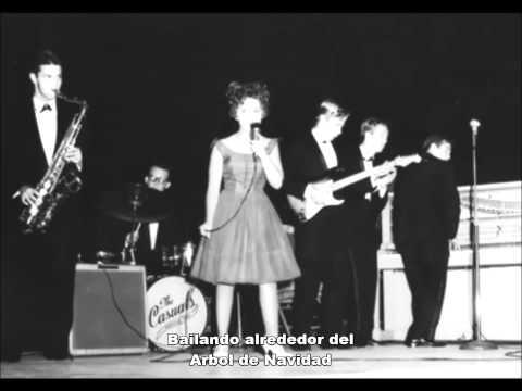 ROCKIN AROUND THE CHRISTMAS TREE  ( Brenda Lee ) 1958 Subtitulos en Español