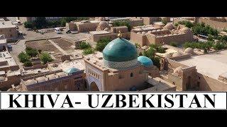 Uzbekistan/Khiva Old City Part 3