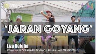 Jaran Goyang Indonesia Dangdut Music Choreography By Liza Natalia & Team