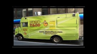[Fashion News] Nysf first look: domo taco truck