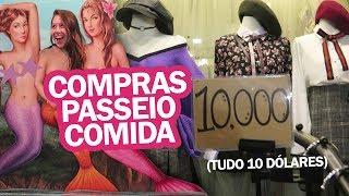 VLOG FAZENDO VÁRIAS COISAS EM SEOUL // Trick Eye Museum + Compras + Comida