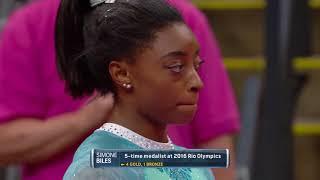2018 U.S. Gymnastics Championships - Women - Day 2 - NBC Broadcast