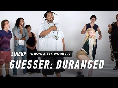 Xxx Mp4 Guess Who 39 S A Sex Worker Duranged Lineup Cut 3gp Sex