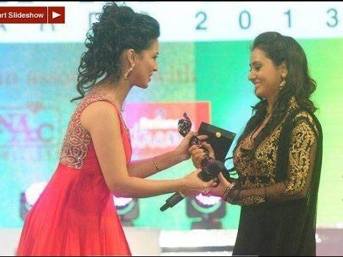 Pooja Umashankar Filmfare Award for Best Actress Tamil 2010