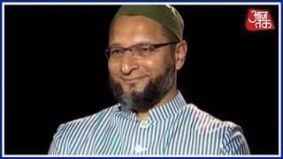 Asaduddin Owaisi के विवादित बयानों पर सीधी बात | Seedhi Baat