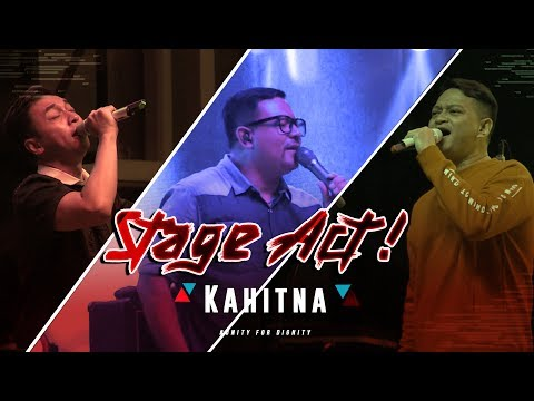 Stage Act! - Kahitna [Live at Open House Click Square]