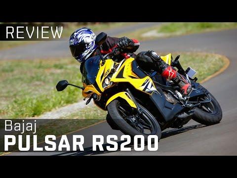 Bajaj Pulsar RS200 ABS Review ZigWheels