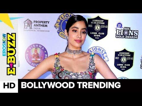 B-town celebs at an award show | Bollywood News | ErosNow eBuzz