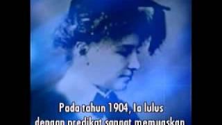 Helen Keller (Seorang Tokoh Tunarungu yang Juga Buta)