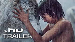 The Jungle Book ALL Trailer & Clips (2016)