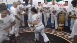 I Batizado integrado do raízes do Brasil (Bailarina Capoeira)