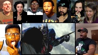 Transformers: The Last Knight Official Trailer 1 (2017) Reactions Mashup