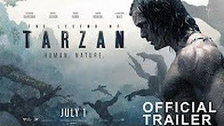The Legend Of Tarzan 2016 Hindi Trailer