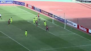 (U-17) Japan 0 South Korea 2 WCQ 2014