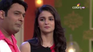 Comedy Nights With Kapil - Arjun Kapoor & Alia Bhat - 2 States - 27th April 2014 - Full Episode (HD)